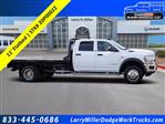 2020 Ram 4500 Crew Cab DRW RWD, CM Truck Beds RD Model Platform Body #20P00022 - photo 1