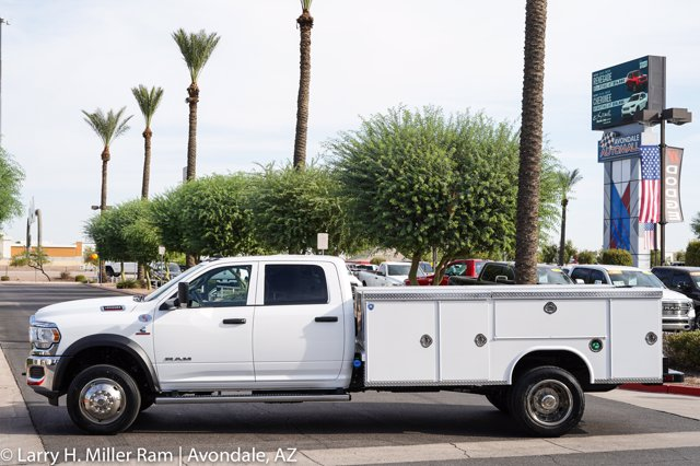 2020 Ram 4500 Crew Cab DRW 4x4, Royal Service Body #20P00023 - photo 10