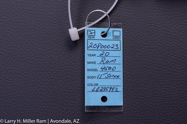 2020 Ram 4500 Crew Cab DRW 4x4, Royal Service Body #20P00023 - photo 31