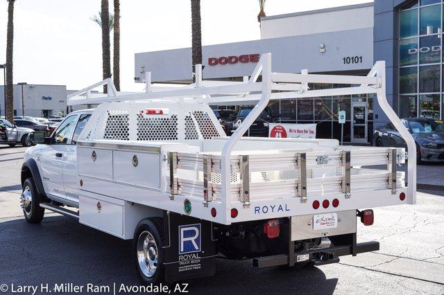 2020 Ram 4500 Crew Cab DRW 4x4, Royal Contractor Body #20P00024 - photo 1