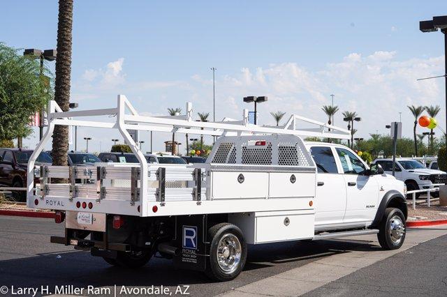 2020 Ram 4500 Crew Cab DRW 4x4, Royal Contractor Body #20P00024 - photo 9
