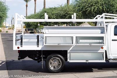 2020 Ram 4500 Crew Cab DRW 4x4, Royal Contractor Body #20P00024 - photo 12