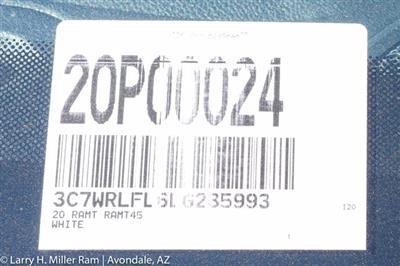 2020 Ram 4500 Crew Cab DRW 4x4, Royal Contractor Body #20P00024 - photo 29