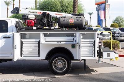 2020 Ram 4500 Crew Cab DRW 4x4, Reading Master Mechanic HD Crane Mechanics Body #20P00026 - photo 11