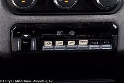 2020 Ram 4500 Crew Cab DRW 4x4, Reading Master Mechanic HD Crane Mechanics Body #20P00026 - photo 21