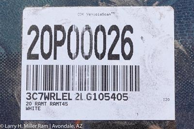 2020 Ram 4500 Crew Cab DRW 4x4, Reading Master Mechanic HD Crane Mechanics Body #20P00026 - photo 28