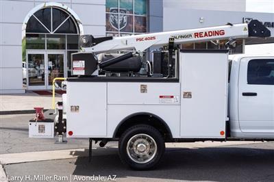 2020 Ram 4500 Crew Cab DRW 4x4, Reading Master Mechanic HD Crane Mechanics Body #20P00026 - photo 4