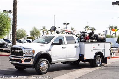 2020 Ram 4500 Crew Cab DRW 4x4, Reading Master Mechanic HD Crane Mechanics Body #20P00026 - photo 8