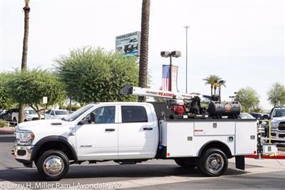 2020 Ram 4500 Crew Cab DRW 4x4, Reading Master Mechanic HD Crane Mechanics Body #20P00026 - photo 9