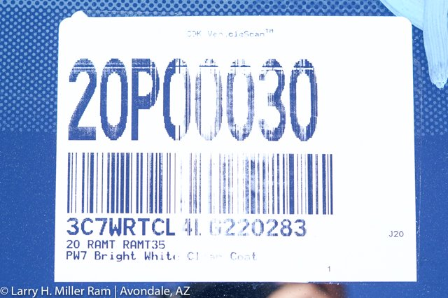 2020 Ram 3500 Crew Cab DRW 4x4, Knapheide KUVcc Service Body #20P00030 - photo 29