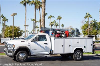 2020 Ram 4500 Regular Cab DRW 4x4, Royal Utility Crane Body Mechanics Body #20P00032 - photo 3