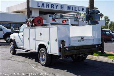 2020 Ram 4500 Regular Cab DRW 4x4, Royal Utility Crane Body Mechanics Body #20P00032 - photo 2