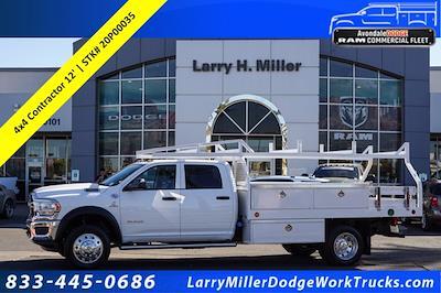 2020 Ram 4500 Crew Cab DRW 4x4, Royal Contractor Body #20P00035 - photo 1