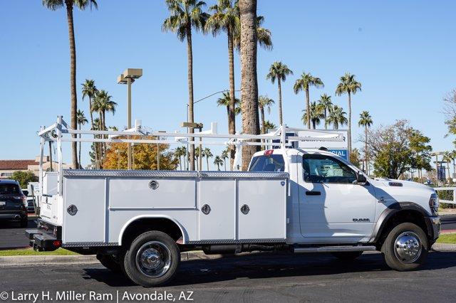 2020 Ram 4500 Regular Cab DRW 4x4, Royal Service Body #20P00037 - photo 11