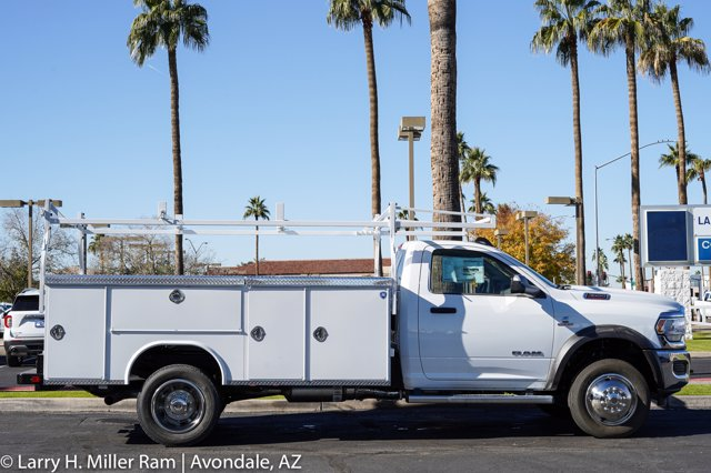 2020 Ram 4500 Regular Cab DRW 4x4, Royal Service Body #20P00037 - photo 12