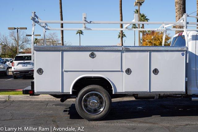 2020 Ram 4500 Regular Cab DRW 4x4, Royal Service Body #20P00037 - photo 13