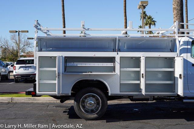 2020 Ram 4500 Regular Cab DRW 4x4, Royal Service Body #20P00037 - photo 14