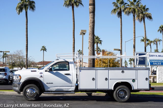 2020 Ram 4500 Regular Cab DRW 4x4, Royal Service Body #20P00037 - photo 4