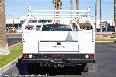 2020 Ram 4500 Regular Cab DRW 4x4, Royal Service Body #20P00037 - photo 9