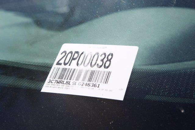 2020 Ram 4500 Regular Cab DRW 4x4, Rugby HD Rancher Platform Body #20P00038 - photo 18