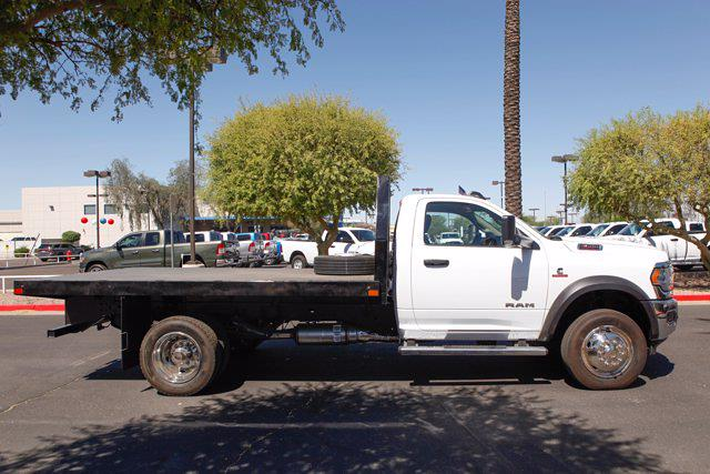 2020 Ram 4500 Regular Cab DRW 4x4, Rugby HD Rancher Platform Body #20P00038 - photo 6