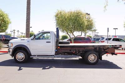 2020 Ram 4500 Regular Cab DRW 4x4, Rugby HD Rancher Platform Body #20P00038 - photo 3