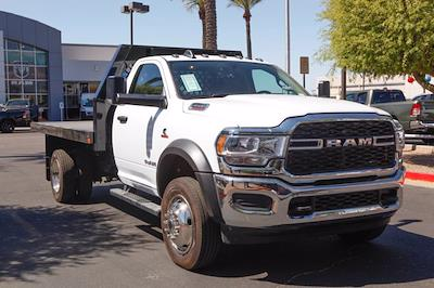 2020 Ram 4500 Regular Cab DRW 4x4, Rugby HD Rancher Platform Body #20P00038 - photo 7