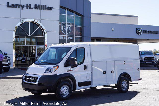 2020 Ram ProMaster 3500 FWD, Knapheide KUV Service Utility Van #20P00042 - photo 11