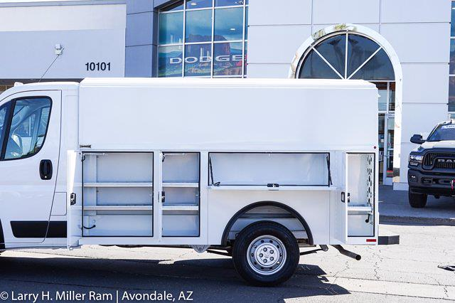 2020 Ram ProMaster 3500 FWD, Knapheide KUV Service Utility Van #20P00042 - photo 4