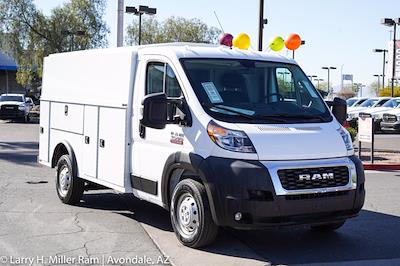 2020 Ram ProMaster 3500 FWD, Knapheide KUV Service Utility Van #20P00042 - photo 12
