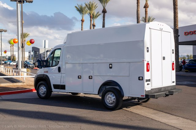 2020 Ram ProMaster 3500 FWD, Knapheide Service Utility Van #20P00043 - photo 1