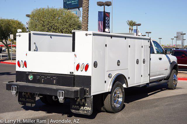2020 Ram 5500 Crew Cab DRW 4x4, Milron Service Body #20P00051 - photo 1