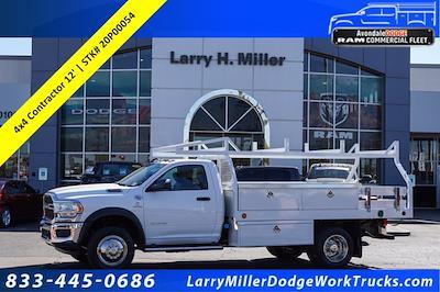 2020 Ram 4500 Regular Cab DRW 4x4, Royal Contractor Body #20P00054 - photo 1