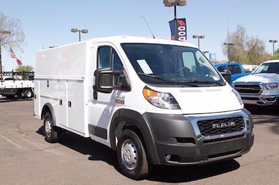 2020 Ram ProMaster 3500 FWD, Knapheide KUV Service Utility Van #20P00061 - photo 2