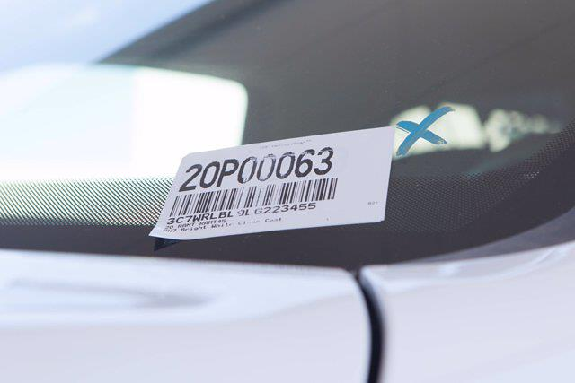 2020 Ram 4500 Regular Cab DRW 4x4, Milron Contractor Body #20P00063 - photo 20