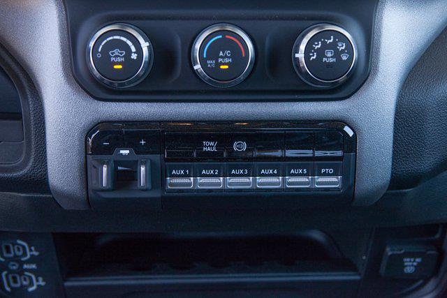 2020 Ram 3500 Regular Cab DRW 4x2, Norstar SR Platform Body #20P00066 - photo 18