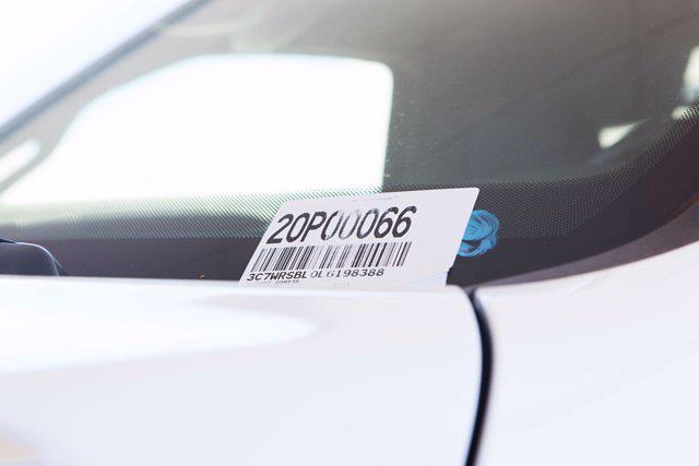 2020 Ram 3500 Regular Cab DRW 4x2, Norstar SR Platform Body #20P00066 - photo 22