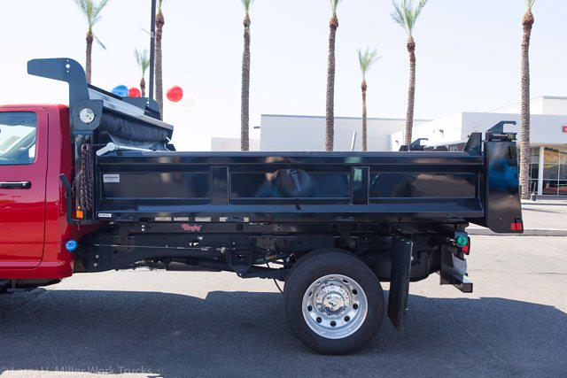 2020 Ram 4500 Regular Cab DRW 4x2,  Rugby Eliminator LP Steel Dump Body #20P00068 - photo 5