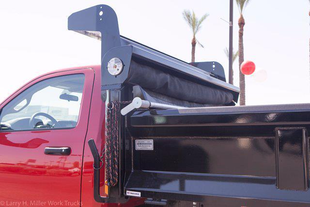 2020 Ram 4500 Regular Cab DRW 4x2,  Rugby Eliminator LP Steel Dump Body #20P00068 - photo 6
