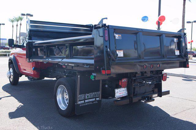 2020 Ram 4500 Regular Cab DRW 4x2,  Rugby Eliminator LP Steel Dump Body #20P00068 - photo 2