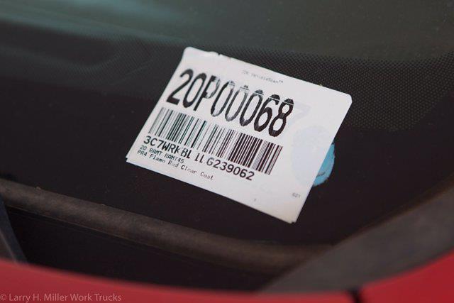 2020 Ram 4500 Regular Cab DRW 4x2,  Rugby Eliminator LP Steel Dump Body #20P00068 - photo 22