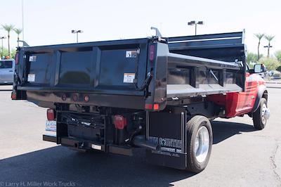2020 Ram 4500 Regular Cab DRW 4x2,  Rugby Eliminator LP Steel Dump Body #20P00068 - photo 9