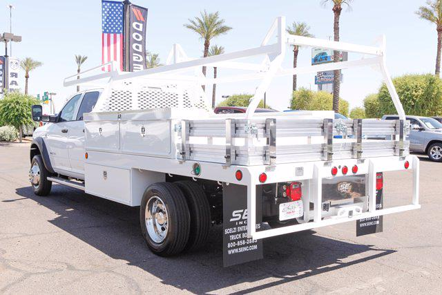 2021 Ram 4500 Crew Cab DRW 4x2, Scelzi Contractor Body #21P00005 - photo 1