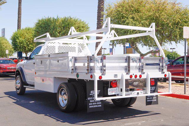 2021 Ram 4500 Regular Cab DRW 4x2, Scelzi CTFB Contractor Body #21P00008 - photo 4