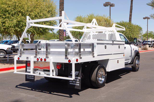 2021 Ram 4500 Regular Cab DRW 4x2, Scelzi CTFB Contractor Body #21P00008 - photo 2