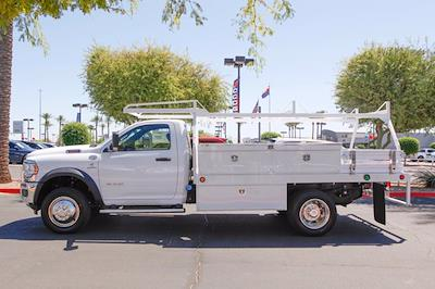 2021 Ram 4500 Regular Cab DRW 4x2, Scelzi CTFB Contractor Body #21P00008 - photo 3