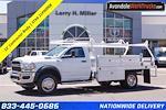 2021 Ram 4500 Regular Cab DRW 4x2, Scelzi CTFB Contractor Body #21P00008 - photo 1