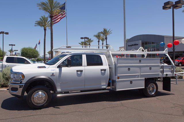 2021 Ram 5500 Crew Cab DRW 4x4, Scelzi SCTFB Contractor Body #21P00012 - photo 3