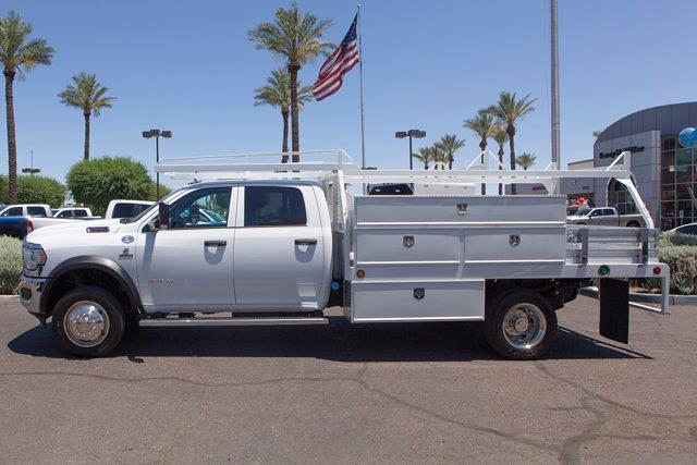 2021 Ram 5500 Crew Cab DRW 4x4, Scelzi Contractor Body #21P00012 - photo 1
