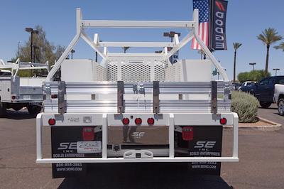2021 Ram 5500 Crew Cab DRW 4x4, Scelzi SCTFB Contractor Body #21P00012 - photo 5